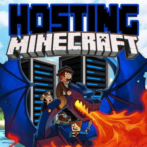 hosting minecraft